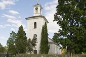 Segersta kyrka i Hälsingland