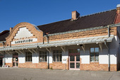 Sandvikens järnvägsstation, Gästrikland