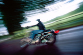 Motorcycle, Harley Davidson