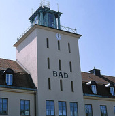Badhuset i Varberg, Halland