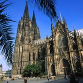Kölnerdomen i Köln, Tyskland