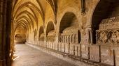 Santes Creus Monastery, Spanien