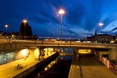 Slussen i Stockholm