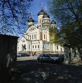 Alexander Nevsky-katedralen i Tallinn, Estland
