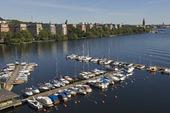 Riddarfjärden i Stockholm