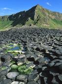 Stenformation vid havet, Irland