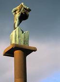 Staty vid Konstmuseét, Göteborg