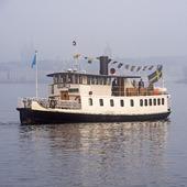 Passargerarbåten Gurli, Stockholm