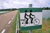 Cykelväg, Åland
