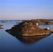 Skärgårdsvy i Bohuslän