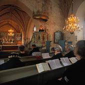 1:a advent i kyrka