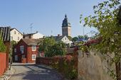Kvarngatan i Strängnäs, Södermanland