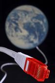 Internetuppkoppling mot Jorden