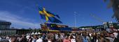 Sjösättning Ostindiefararen Götheborg