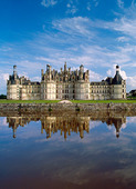 Palace of Chambord, France