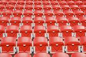 Röda stolar