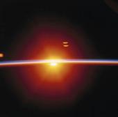 Solen vid jordskorpan