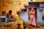 Man och kvinna, Indien