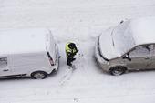 Lappkalle, parkeringsvakt