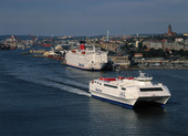 Färjetrafik i Göteborgs hamn