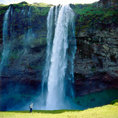 Vattenfall, Island