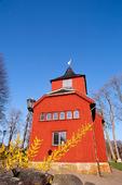 Råda kyrka i Mölnlycke, Västergötland