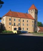Tosterups slott i Österlen, Skåne