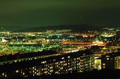 Kvällsvy över Göteborg