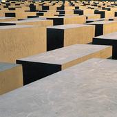 Holocaust Memorial i Berlin, Tyskland
