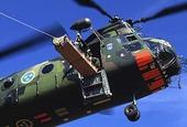 Livräddning med helikopter