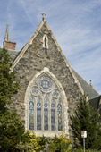 Old Cambridge Baptist church
