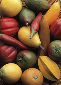 Konstgjorda frukter