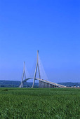 The Pont de Normandie, Frankrike