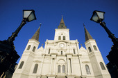 St. Louis Cathedral i New Orleans, USA