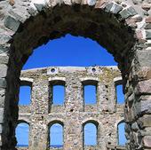 Ruinen efter Brahehus, Småland