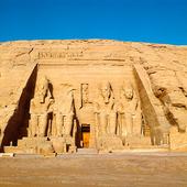 Ramses II:s tempel i Abu Simbel, Egypten