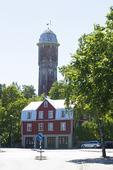 Vattentornet i Östhammar, Uppland