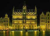 Stadshuset i Bryssel, Belgien