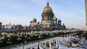 St. Isaac's Cathedral. St. Petersburg. Russia