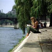 Seine i Paris, Frankrike