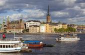 Båtar, Stockholm
