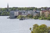 Lilla Essingen i Stockholm