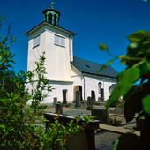 Nödinge kyrka, Västergötland