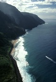 Na Pali Coast, Kauai, USA
