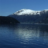 Hardangerfjorden, Norge
