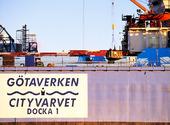Cityvarvet i Göteborgs hamn