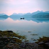 Eka i fjällsjö, Norge