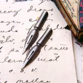 Stift från reservoarpenna