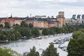 Karlbergskanalen, Stockholm