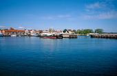 Fiskebåtar i Simrishamn, Skåne